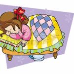 Sleeping Quilter